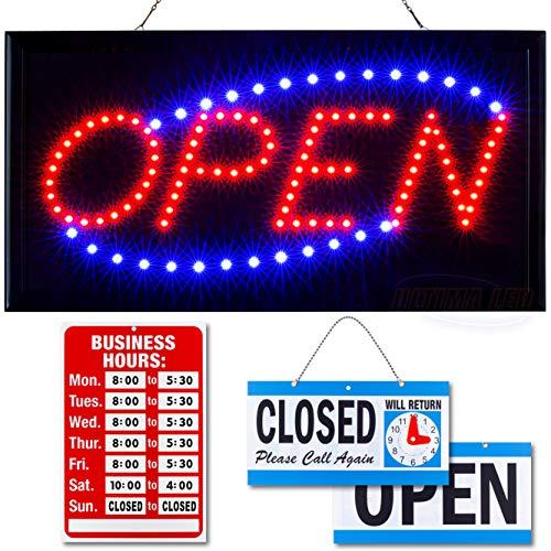 Ultima LED Neon Open