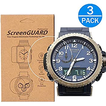 Amazon.com: [5-Pack] for Casio F105W-1A Watch Screen ...