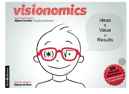 Read Online Visionomics: 50 ideas and illustrations on the new dynamic of organisations ebook