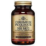Solgar Chromium Picolinate 500mcg