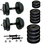 Body Maxx 8 Kg PVC Dumbells Sets BM-Combo-20