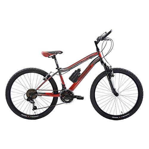 Lombardo Tropea Mountain Bike, 24 inch whees, 13.5 inch Fram