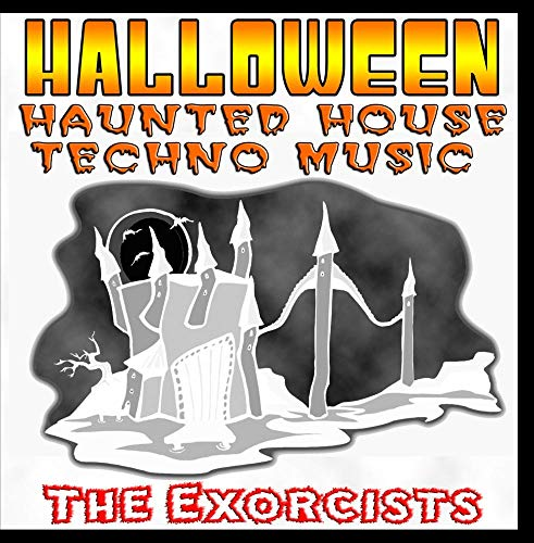 Halloween Haunted House Techno Music -