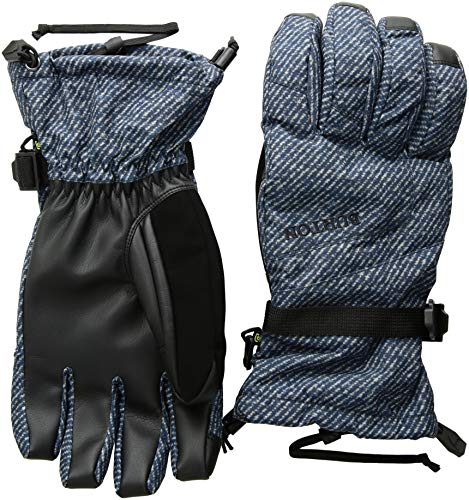 Burton Mens Insulated, Warm and Waterproof Winter Profile Glove with Touchscreen