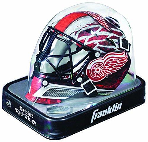 (Detroit Red Wings Franklin Mini Goalie Mask---(Package of 2))
