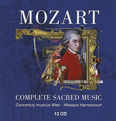 Mozart: Complete Sacred Music by Nikolaus Harnoncourt & Concentus musicus Wien (2011-04-26)