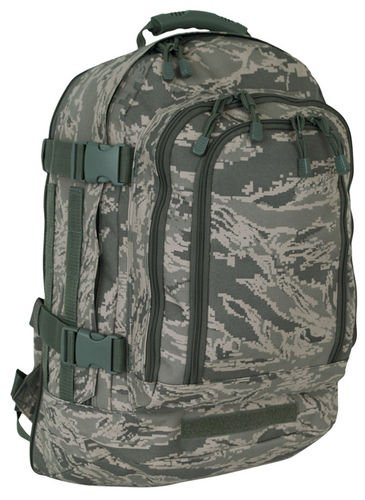 Air Force Digital Camo 3 day Pack Review