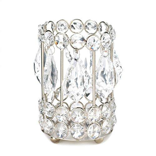CRYSTAL GEMS CANDLEHOLDER - Candlelight Gems