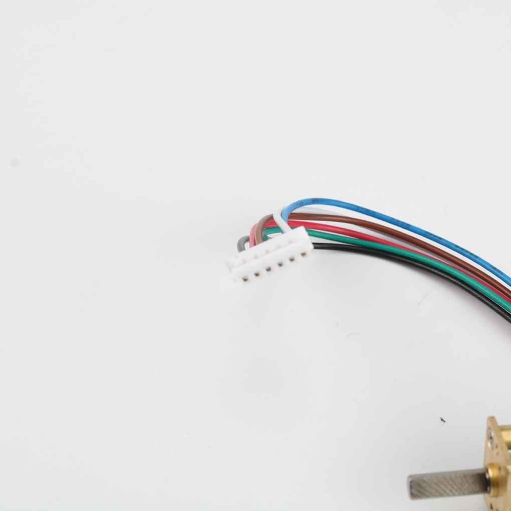 60RPM Minzhi 30rpm 50rpm 70RPM Dual Channel 6V Encoder Getriebemotor 100 kHz Frequenzgang Rechteckwelle AB Phase Getriebemotor