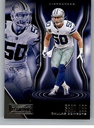 los angeles 45e41 01e31 Amazon.com: 2018 Panini Playbook #54 Sean Lee Dallas Cowboys ...