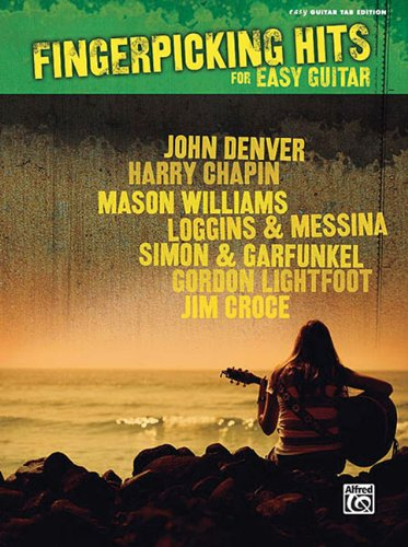 Fingerpicking Rock - Fingerpicking Hits For Easy Guitar Easy Guitar Tab Edition (Hits for Easy Guitar Series)