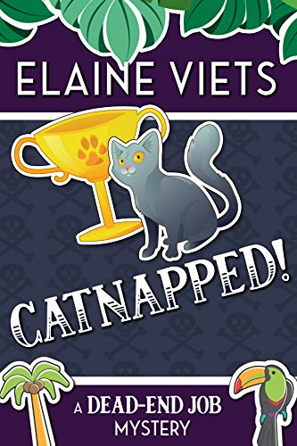Catnapped! (A Dead-End Job Mystery Book 13) by [Viets, Elaine]