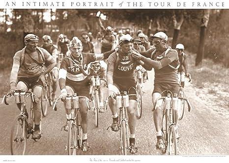 Bier Fahrrad Kunstdruck Tour De Frankreich Trinker Presse E Sports bar Poster