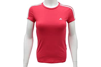 t-shirt damen adidas rot