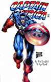 img - for Heroes Reborn: Captain America book / textbook / text book