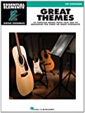 Great Themes - Essential Elements Guitar Ensembles Mid Intermediate