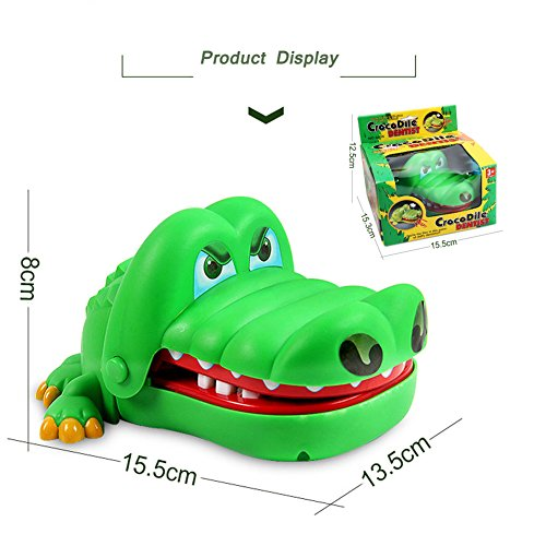 Oun Nana Crocodile Dentist Crocodile Biting Finger Game Funny Toy Gift Funny Toys