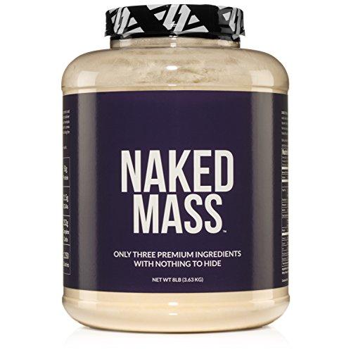 2. Naked Nutrition – Naked Mass