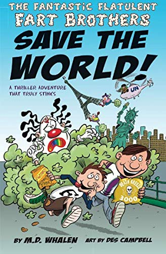 13 Floors Halloween Level 1 (The Fantastic Flatulent Fart Brothers Save the World!: A Comedy Thriller Adventure that Truly Stinks (Humorous action book for preteen kids age 9-12); US)