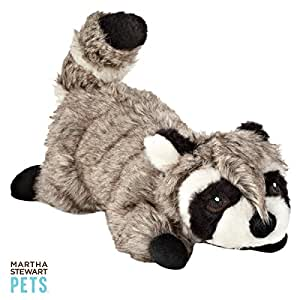 Martha Stewart Raccoon Dog Toy