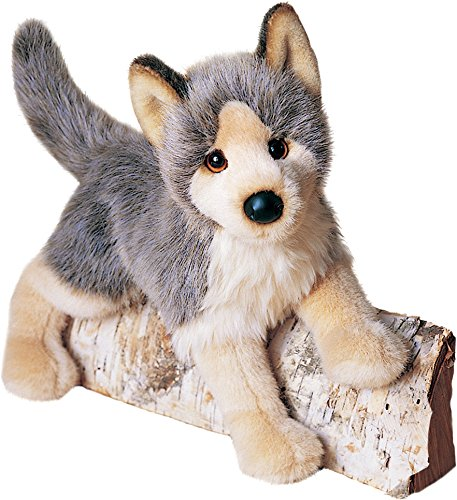 wolf stuffed animals kritters in the mailbox wolf stuffed animal. Black Bedroom Furniture Sets. Home Design Ideas