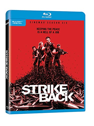 Strike Back: Season 6 (DC+BD) [Blu-ray]