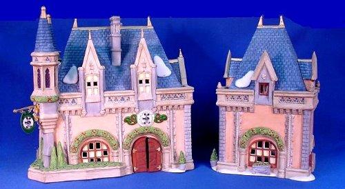 Department 56 General Village Fantasy Land Mickey's Christmas Carol 53503