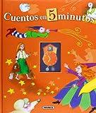 Cuentos en 5 Minutos, Manuela Martin, 8430556036