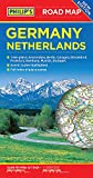 Philip s Germany and Netherlands Road Map