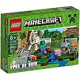 LEGO Minecraft 21123 - Il Golem di Ferro