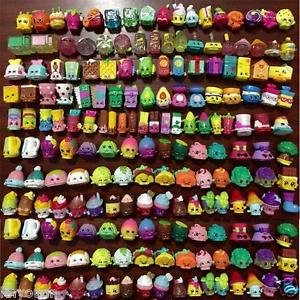 Cheapest Party Supplies (Random Lot of 50PCS Shopkins of Season 1 2 3 All different Loose Shopkins HOT)