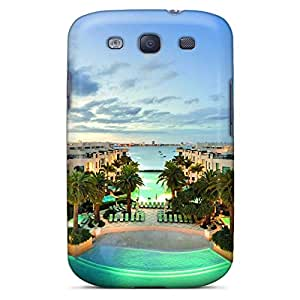 samsung galaxy s3 Cases phone carrying case cover Scratch-proof Protection Cases Covers cases palazzo versace gold coast