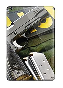 New Arrival Premium Mini/mini 2 Case Cover For Ipad (gun)
