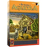 999 Games - Agricola Bordspel - Basisspel vanaf 12 jaar - Een van de beste spellen van 2016 - Uwe Rosenberg - Draften…