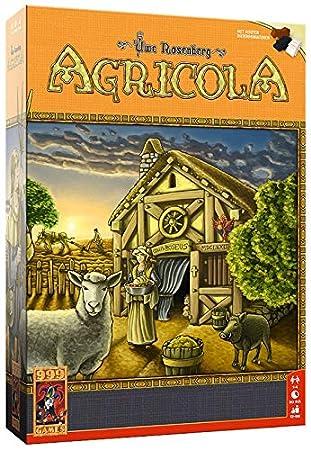 999 Games Agricola Expert-editie Niños y Adultos Estrategia ...