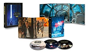 Star Wars: The Force Awakens Collector's Edition [Blu-ray 3D] from Walt Disney Studios Home Entertainment
