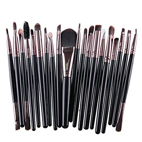 Chige 20 Pieces Makeup Brush Set Professional Face