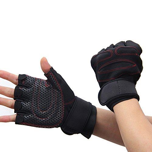 YYGIFT Microfiber Non slip Breathable Half finger product image