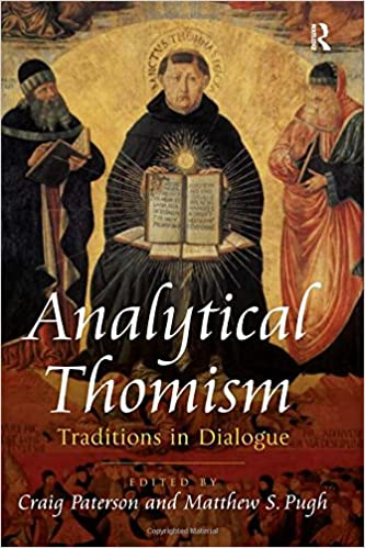 ANALYTICAL THOMISM EBOOK