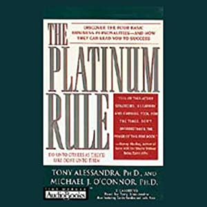 The Platinum Rule Audiobook