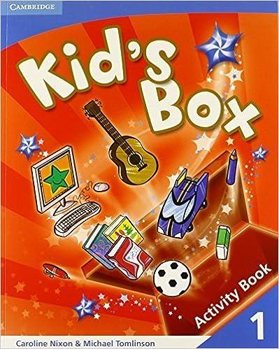 Kid's Box 1 Activity Book by Caroline Nixon (2008-01-28)