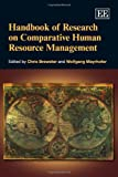 Handbook of Research on Comparative Human Resource Management, Chris J. Brewster, 184720726X