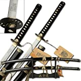 """Hattori Hanzo Collection """"Bill & Bride"""" Sword Set with Display Stand"""