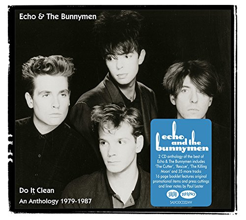 Echo & The Bunnymen - Do It Clean An Anthology 1979-1987 - Echo & The Bunnymen - Zortam Music