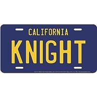Schilder 4Fun Knight Rider License Plate