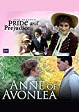 Pride and Prejudice / Anne of Avonlea | BBC Double | NON-USA Format | PAL | Region 4 Import - Australia