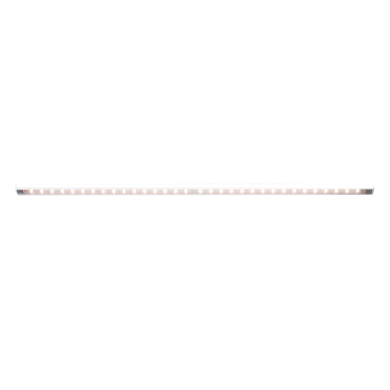WAC Lighting LS-LED26-W-WT Straight Edge LED Strip Light, 26'', Warm White
