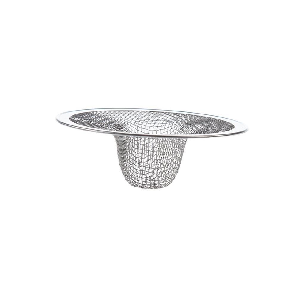Replacement Under-Sink Water Filters, FTXJ Kitchen Stainless Steel Sink Drain Mesh Strainer
