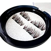Handmade 3D Magnetic Extension False Eyelashes Eye Lashes P09