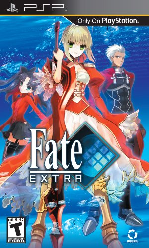 Fate/Extra - Sony PSP (Night World Strange Fate compare prices)